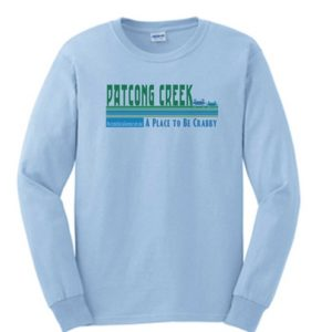 Patcong Creek Crabby long sleeve